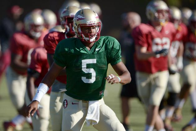 College Football Spring Practices 2014: Full Schedule and Dates for Top 25 Teams