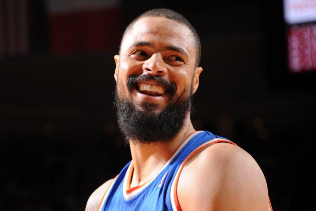 Tyson Chandler's Defensive Decline Is New York Knicks' Biggest Problem