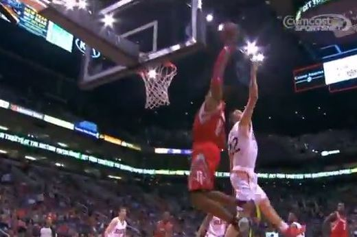 Phoenix Suns Weren't Fans of Dwight Howard's One-Handed Dunk