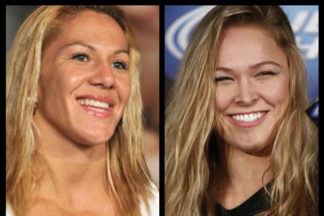 Fans Shouldn't Hold Their Breath on Ronda Rousey vs. Cris Cyborg UFC Bout