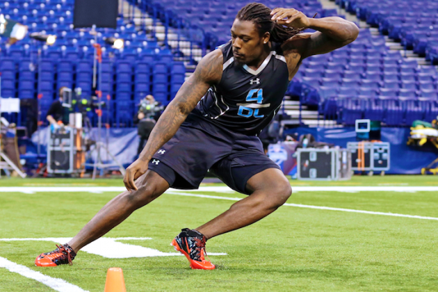 Jadeveon Clowney: Combine Results and Instant Reaction