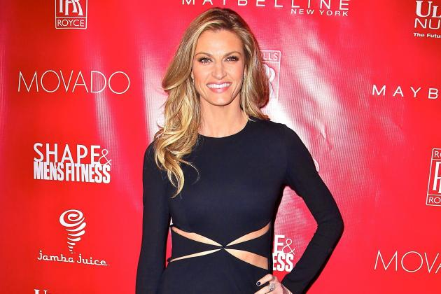 Fox Sports' Erin Andrews Returns to 'Dancing with the Stars' but Now as Host