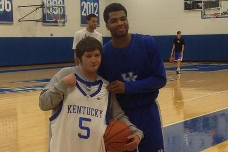 Kentucky Basketball Team Grants 16-Year-Old Heart Patient's Wish