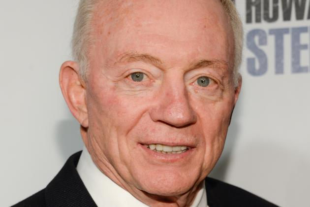 Giants Made Cowboys Owner Jerry Jones Cry