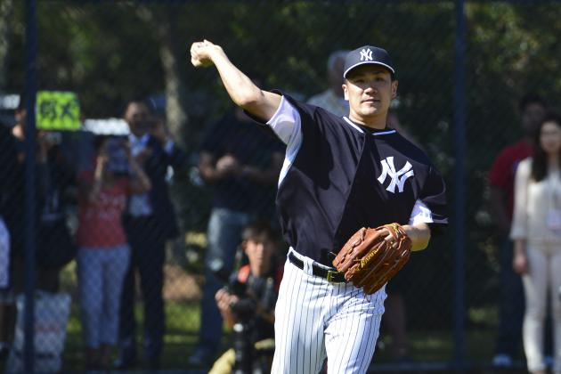 Masahiro Tanaka Will Make Yankees Spring Training Debut vs. Phillies
