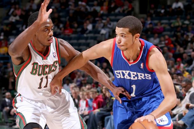 Bucks-76ers Preview