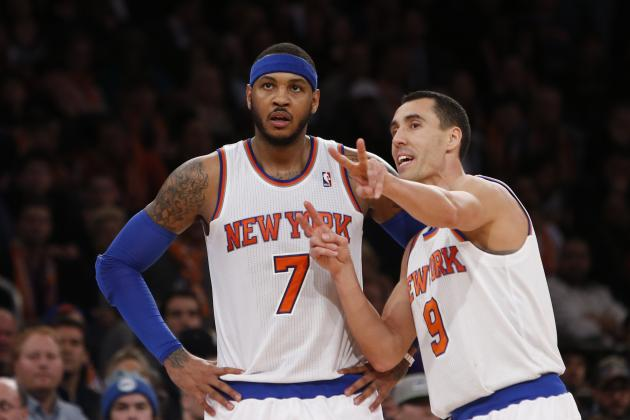 What Does Pablo Prigioni Have Left to Offer NY Knicks This Season?