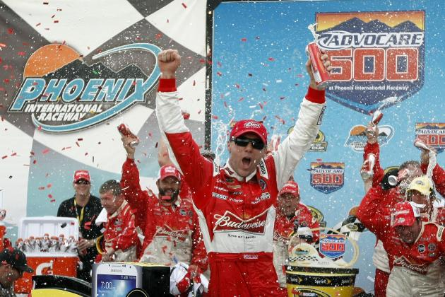 Fantasy NASCAR Picks for 2014 Sprint Cup Series at Phoenix