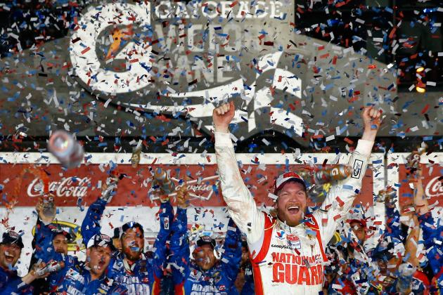 Daytona 500 2014: Results and Biggest Surprises from Rain-Delayed Race