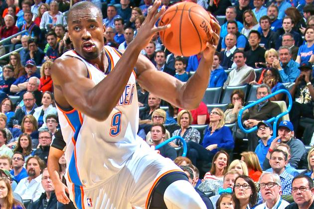 Thunder's Serge Ibaka Has Taken Game to Next Level Thanks to Tireless Work Ethic