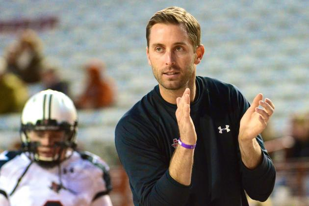 Texas Tech's Kliff Kingsbury Takes Shot at Nick Saban