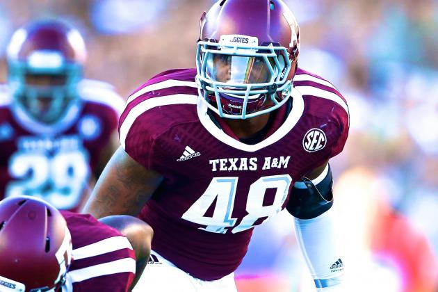 Texas A&M Football Players Darian Claiborne and Isaiah Golden Arrested
