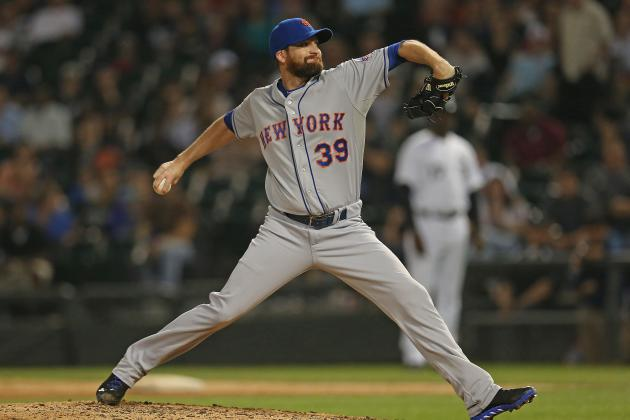 Mets Closer Bobby Parnell Looking Good so Far This Spring