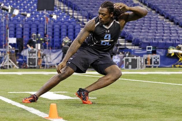 NFL Combine 2014: Day 5 Results, 40 Times and Recap