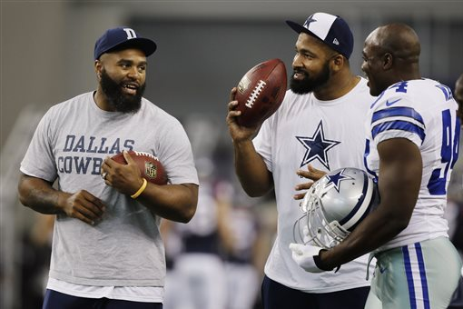 Dallas Cowboys Shouldn't Bother with Jason Hatcher, Anthony Spencer