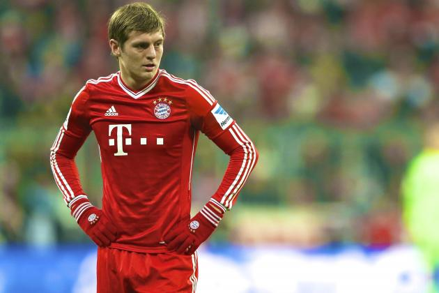 What Manchester United Can Offer Toni Kroos and Other Summer Transfer Targets