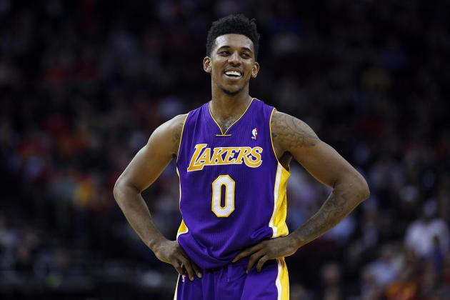 How Much Is Nick Young Worth to Los Angeles Lakers' Future?