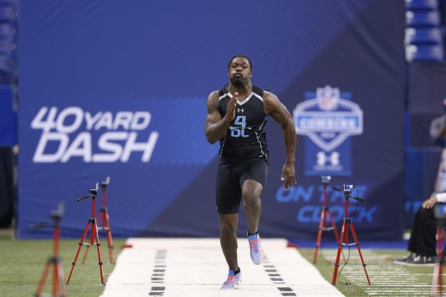 NFL Combine 2014: Day 5 Notebook