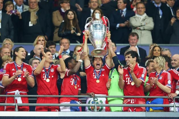 Bayern Munich Seeking First European Cup Repeat Since 1990