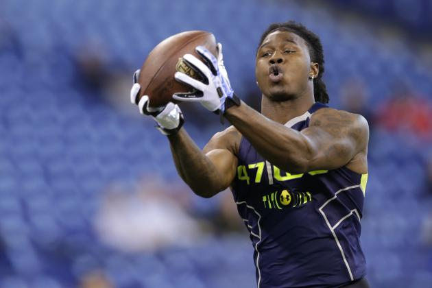 Sammy Watkins Will Be a Top 5 Pick After Strong Scouting Combine