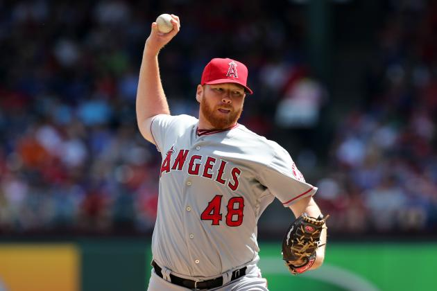 Tommy Hanson Happy with Outing