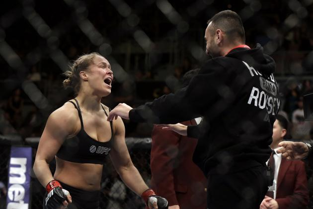 UFC 170: Breaking Down Biggest Results of the Card