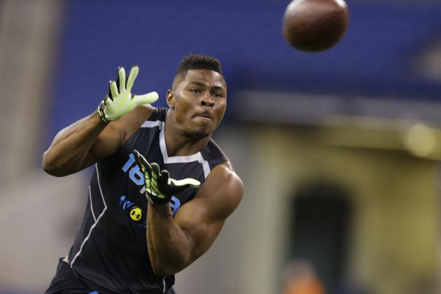 Khalil Mack: Breaking Down Buffalo LB's Combine Performance