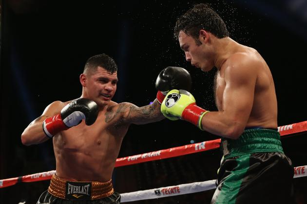 Bryan Vera Only Looking to Change the Result in Julio Cesar Chavez Jr. Rematch