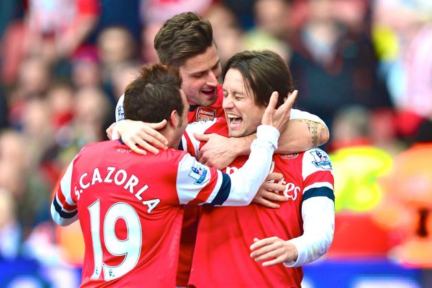 Why Tomas Rosicky Deserves New Arsenal Contract
