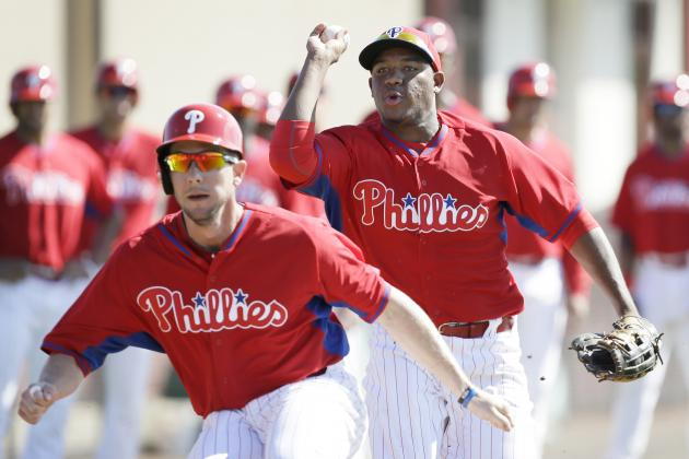 Philadelphia Phillies Prospects Creating the Most Buzz so Far in Spring Training