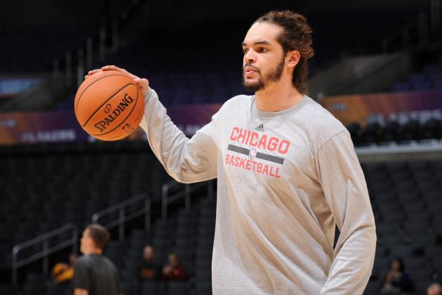 Joakim Noah Leads Chicago Bulls in Assists, Despite Playing Center