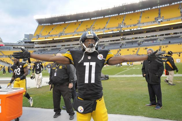 Could Markus Wheaton Replace Emmanuel Sanders' Production in Steelers Offense?