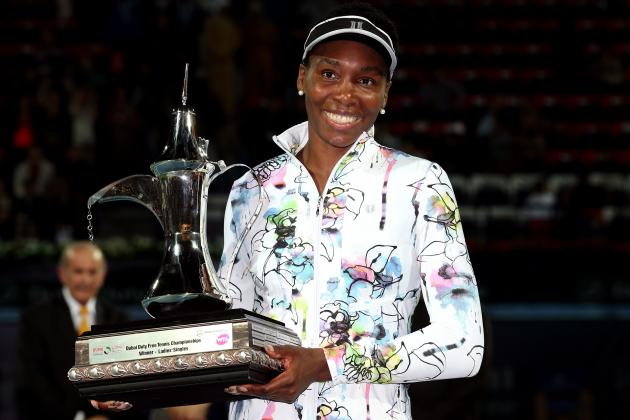 How Venus Williams Is Outplaying Serena in 2014