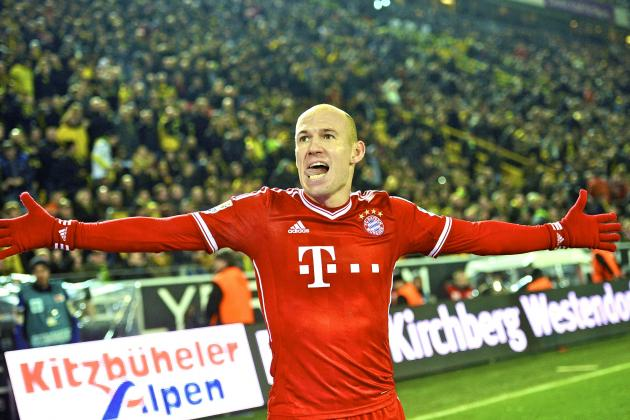 Bayern Munich Must Pull Out All the Stops to Tie Arjen Robben to a New Contract