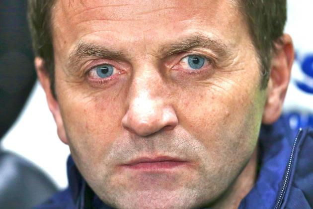 Spurs Need to Outgrow Sherwood's Simplistic Approach