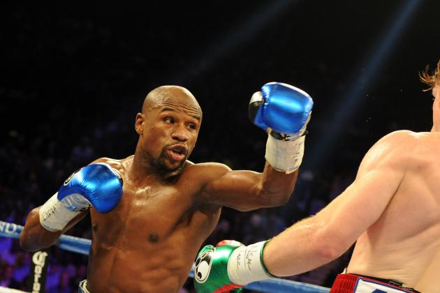 Mayweather vs. Maidana: Floyd Taking the Best of Only Bad Options