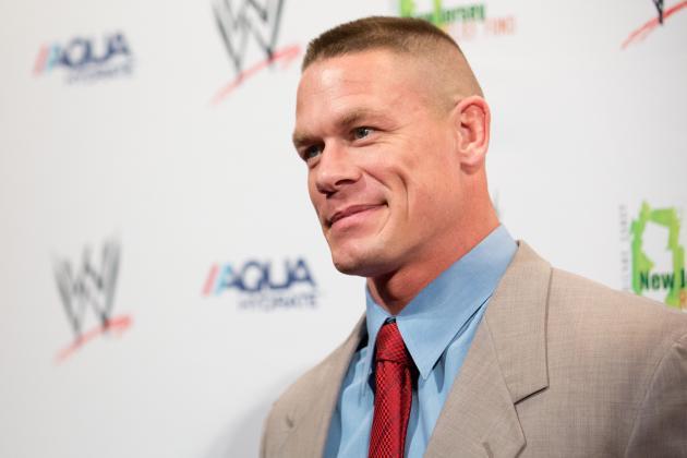 John Cena Injury: Updates on WWE Star's Knee and Return