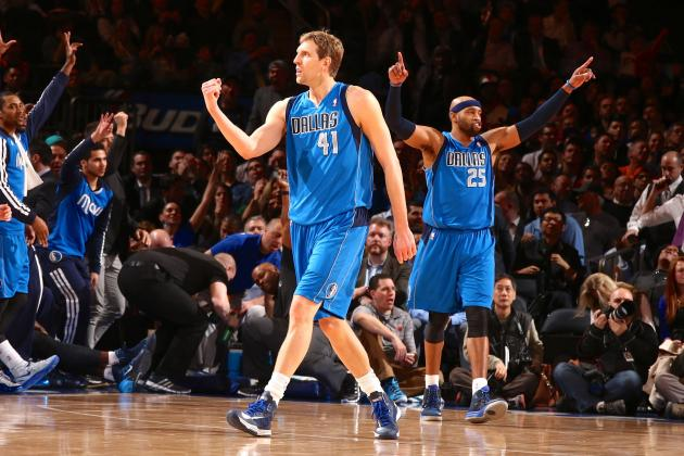 Dallas Mavericks vs. New York Knicks: Live Score and Analysis
