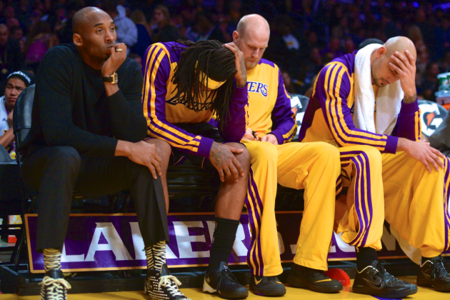The Clock Is Running out for Kobe Bryant to Return to LA Lakers in 2014