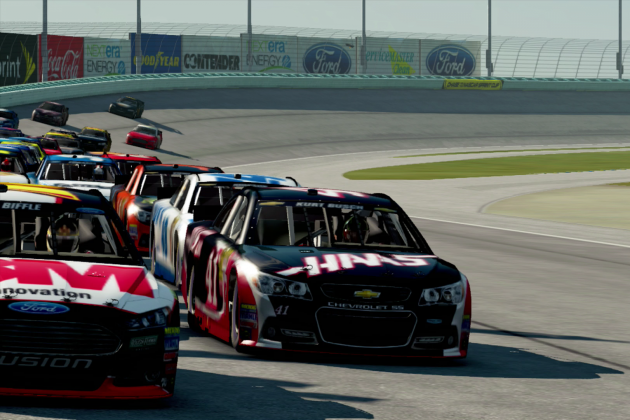 NASCAR '14 Review: Impressions and Gameplay Videos for New Racing Game
