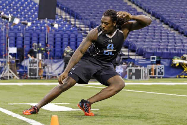 NFL Draft 2014: First-Round Prospects Who Helped Stock with Combine Performances