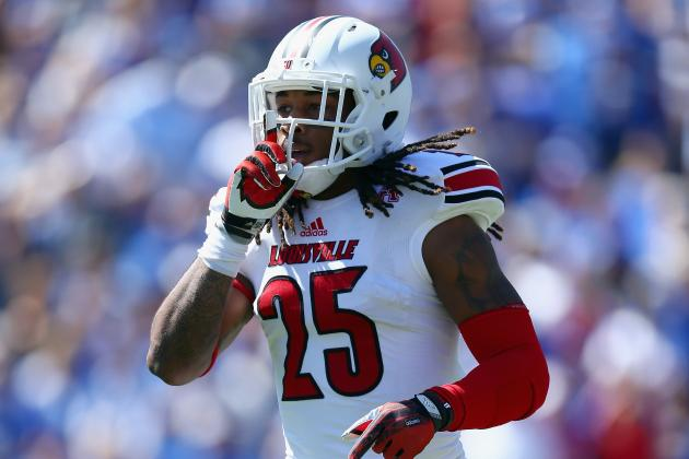 Louisville Safety Calvin Pryor Must Seize Opportunity in Positional Drills
