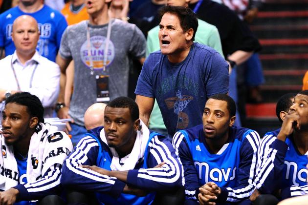 Mark Cuban Reveals 1st Big Change in Post-Stern Era: More Transparency on Refs