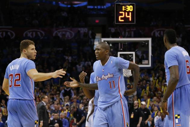 LA Clippers Must Do 3 Things Between Now and Start of the NBA Playoffs