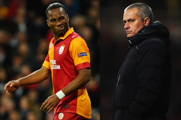 Chelsea Transfer News: Didier Drogba Admits He Would Consider Blues Return