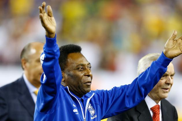 Why Pele Will Always Stand Above Lionel Messi, Cristiano Ronaldo and the World