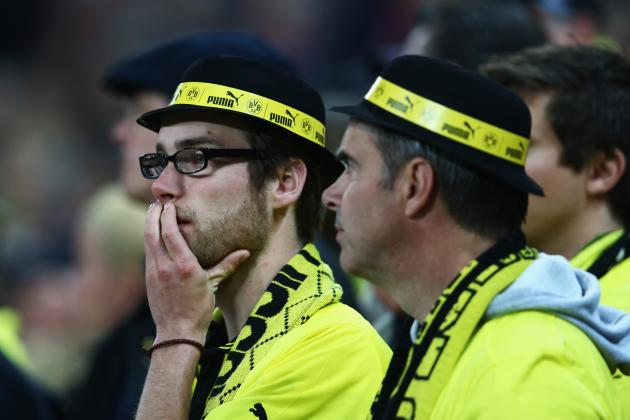 Champions League 2014: Borussia Dortmund Fans Attacked Ahead of Zenit Clash