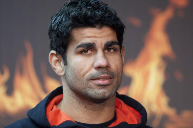 Diego Costa Transfer Warning Issued to Chelsea and Arsenal by Atletico Chief