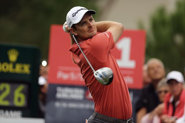 Justin Rose Has Withdrawn from the Honda Classic
