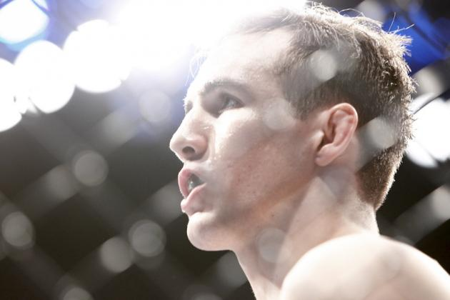 UFC 170 Medical Suspensions: Rory MacDonald Possibly out Six Months